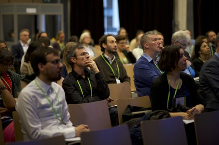 Discussions at the Global Landscapes Forum 2015