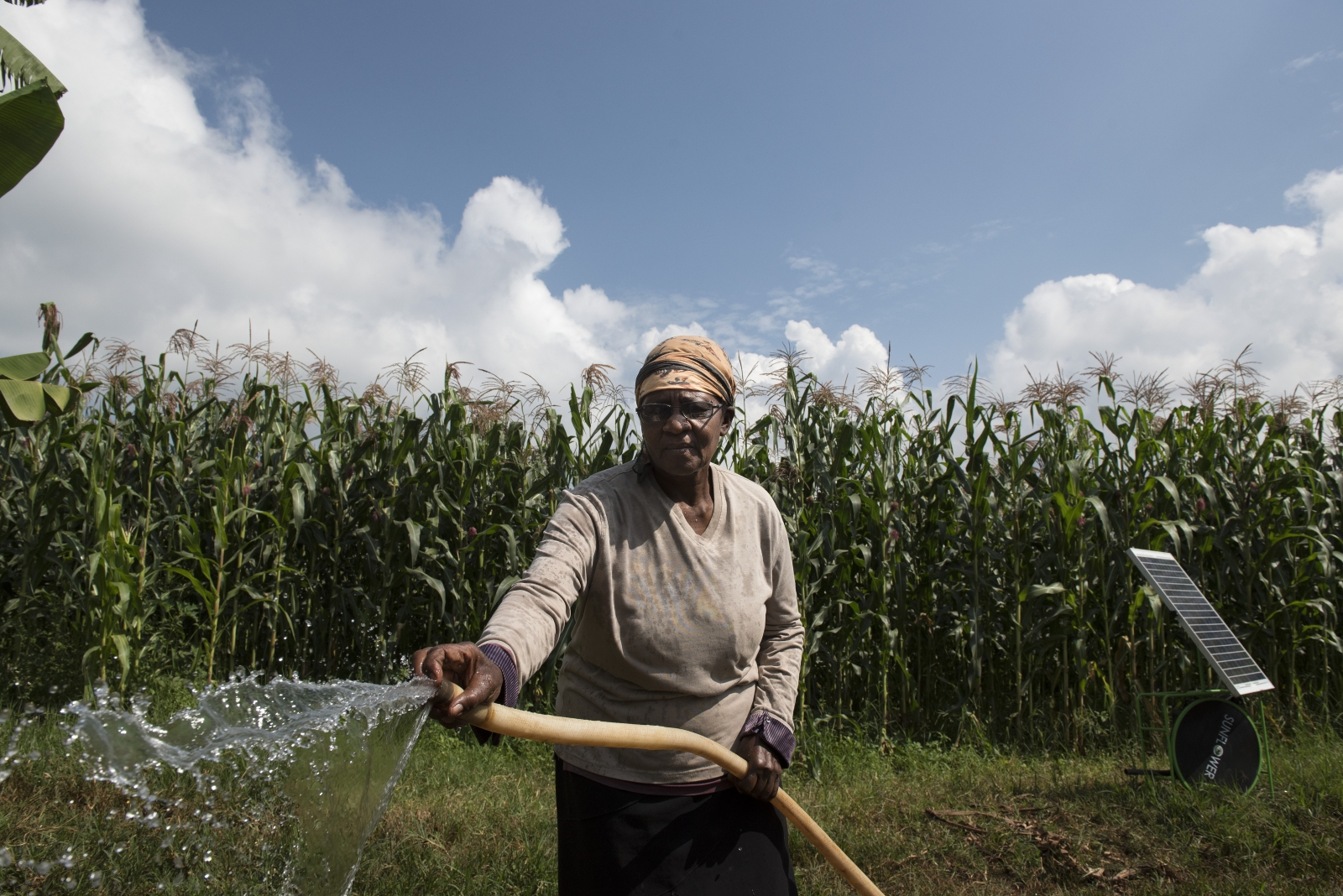 Water-Smart Agriculture in East Africa | Water, Land and