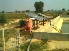 Solar Pumps Lift More Than Just Groundwater In Parts Of