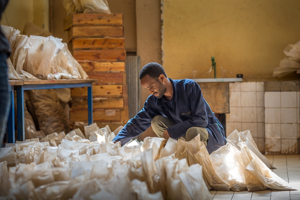 Ethiopia is diagnosing soil health to treat hunger and broken landscapes
