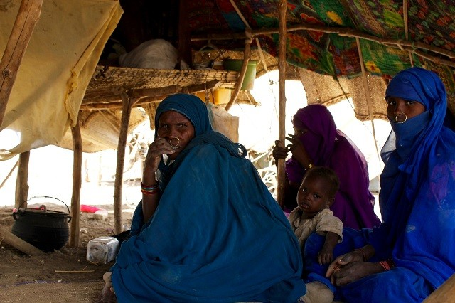 women of gash die - sudan