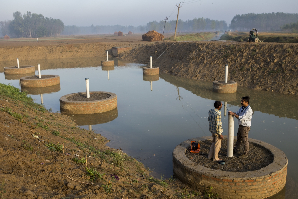 Global experts raise the alarm on groundwater – it is time to act