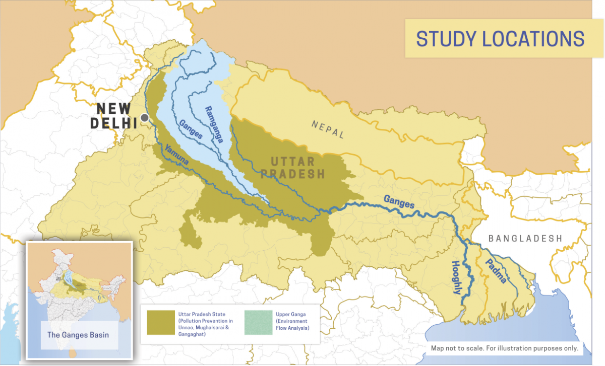 Healthy Ganga – Cleaner Waters and More Productive ...