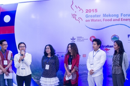 Greater Mekong Forum 2015 fellows
