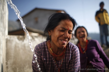 How science is reviving the springs of Nepal