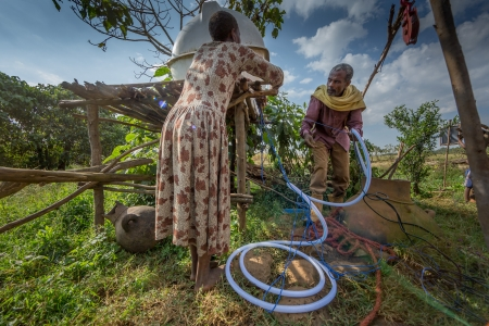 Resilience, nutrition and equity: We need progress on SDGs and the answers are all 'under water'