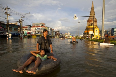 Flooding Thailand
