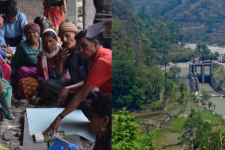 participatory research and hydropower dam himalayas