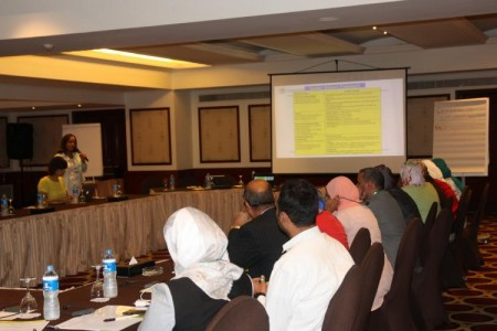 ICARDA Gender Workshop Egypt