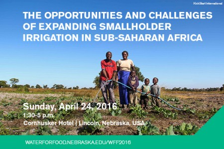 University of Nebraska smallholder irrigation sub-saharan africa