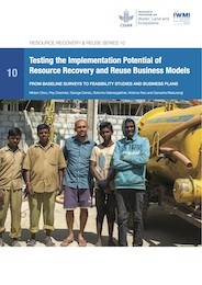 Resource recovery and reuse series 10